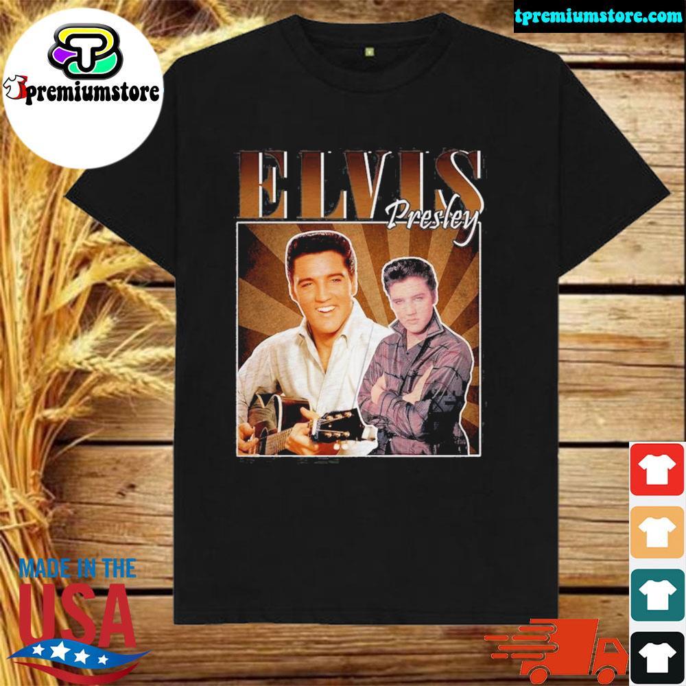 Official elvis presley fans shirt