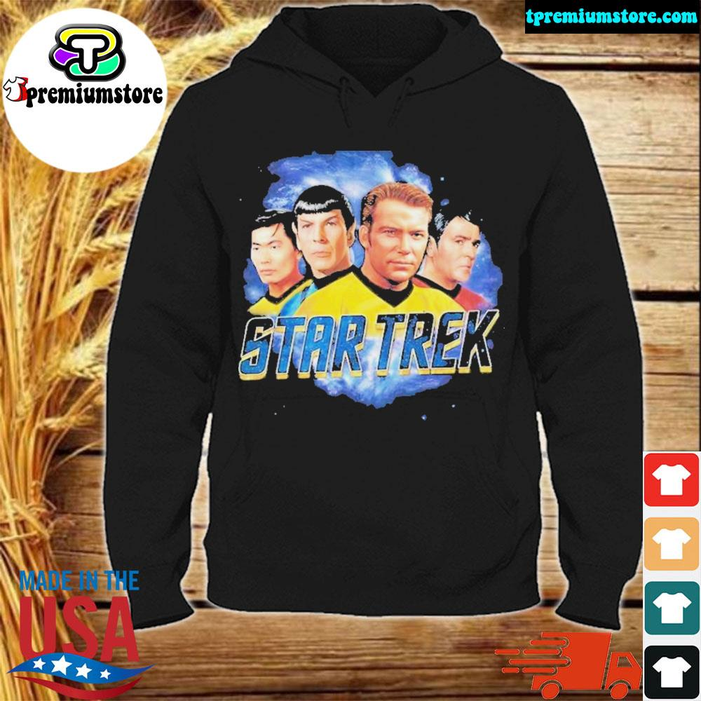 Star Trek The Boys Adult Pullover s hodie-black