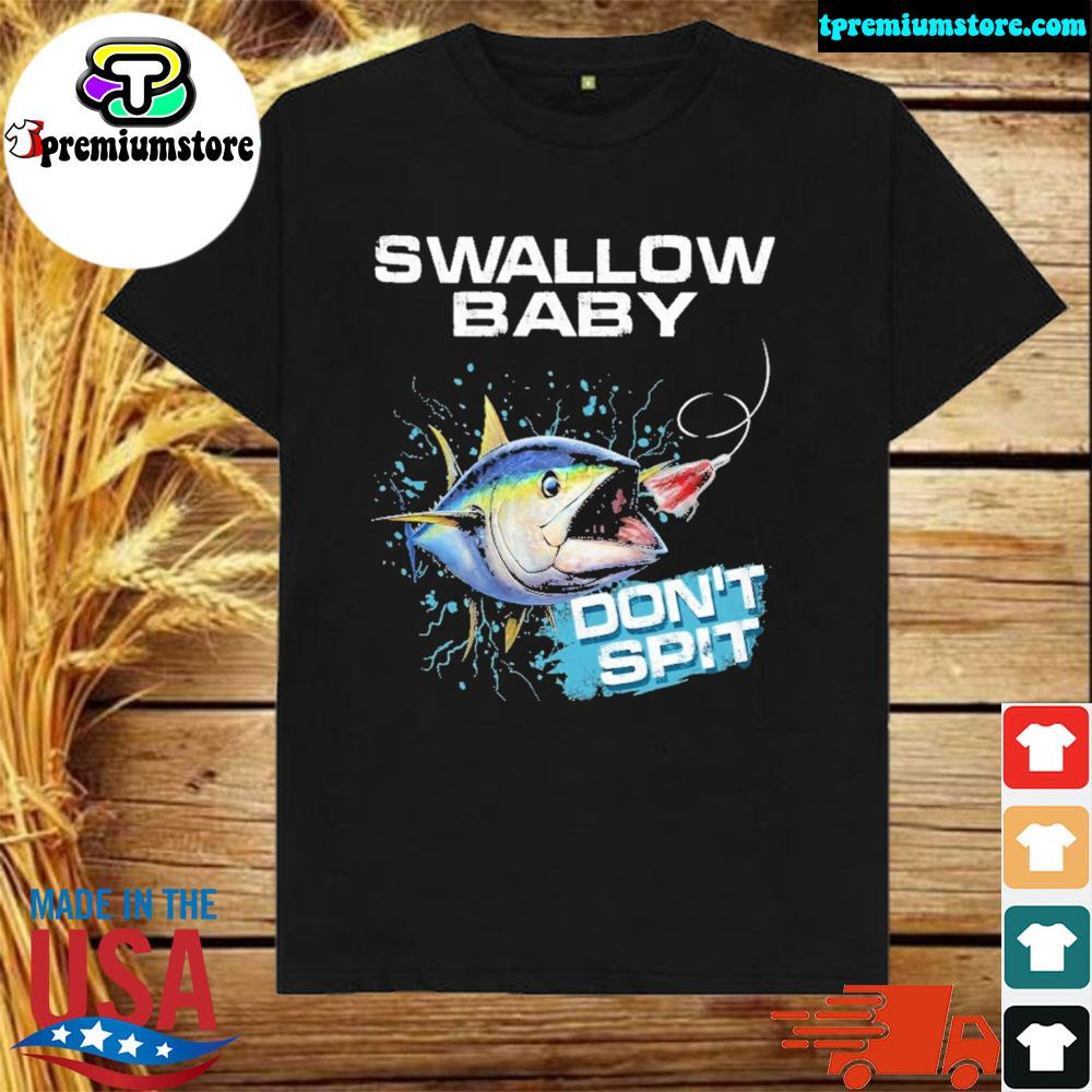 Tuna bass swallow baby don't spit ugly Christmas sweater